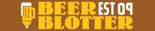 Beer Blotter....doing it since 2009.