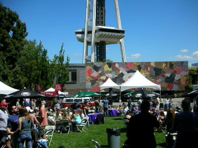 Craft Beer At Seattle International Beerfest